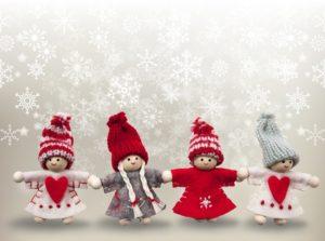Ideas originales para las serigrafías de navidad