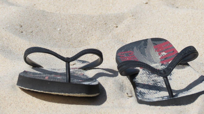 Ideas en sandalias para sublimar