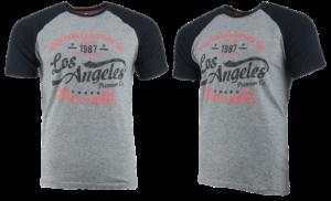 Combinaciones para camisetas estampadas