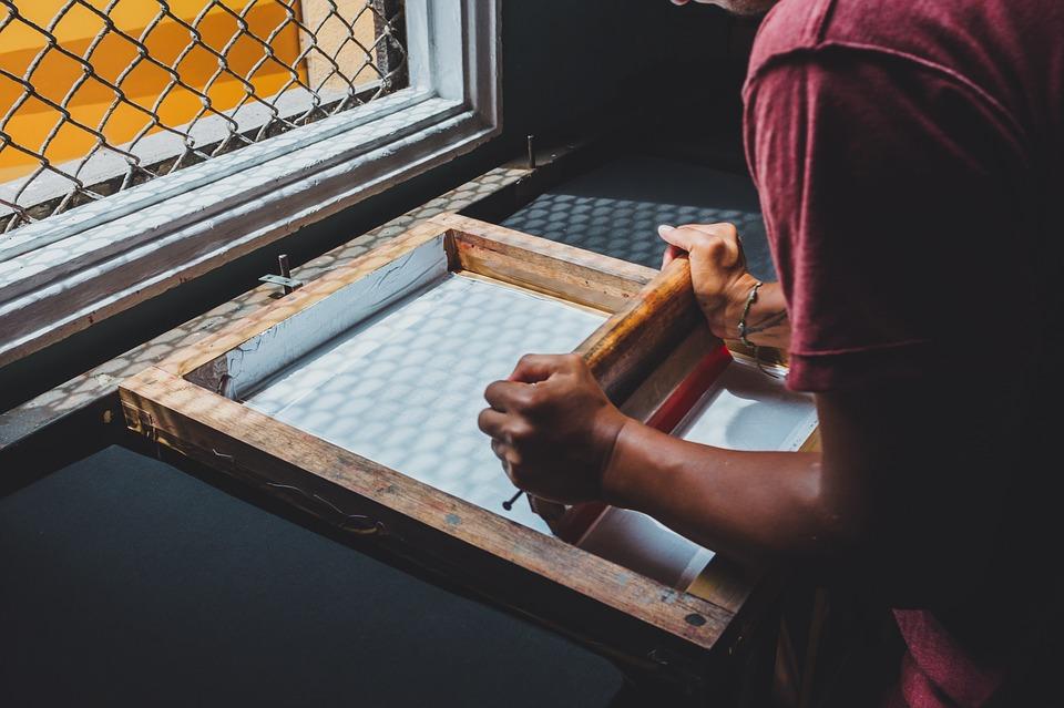 Las claves de la serigrafía textil